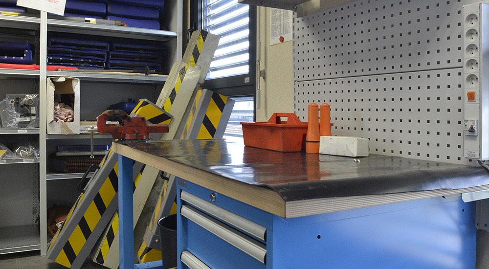 Centre maintenance modulaire martin calais