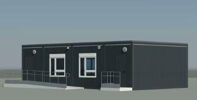 salles de classe modulaire