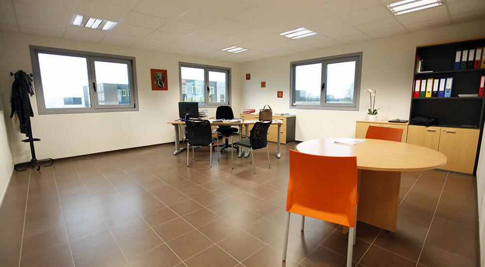 siège social modulaire