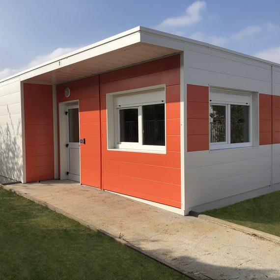 Centre médico social modulaire Gisors