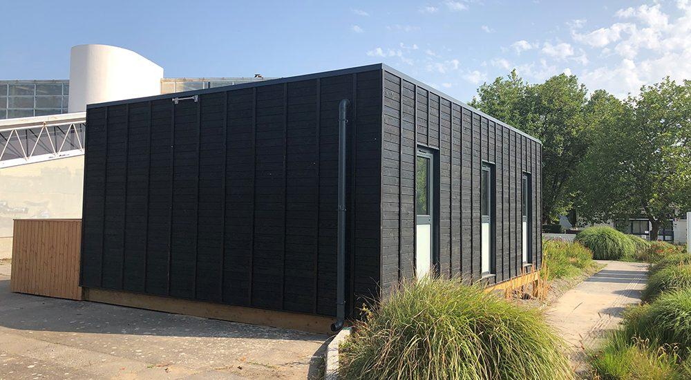construction modulaire salle de musique