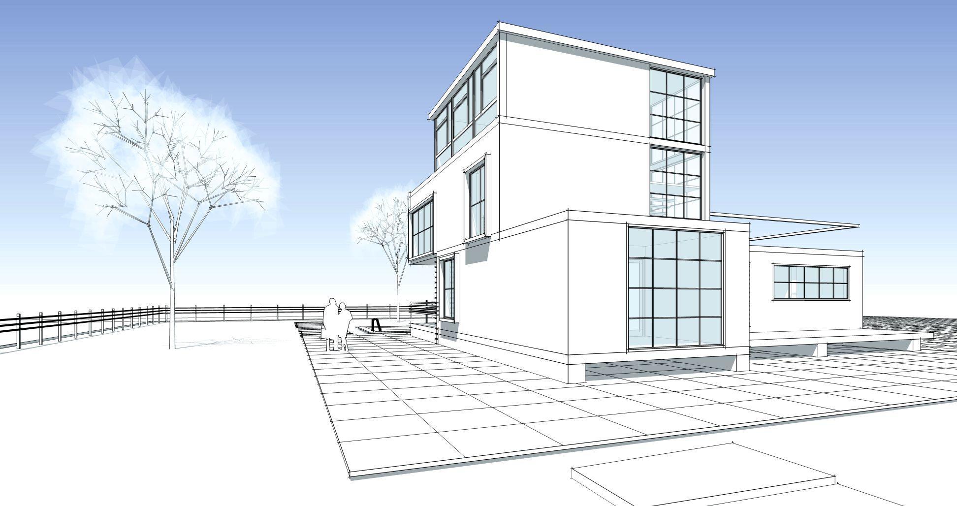 Construction modulaire design Martin Calais